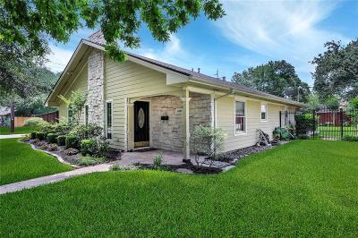 Galveston County, Harris County Single Family Home For Sale: 1403 Curtin Street