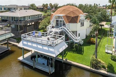 Galveston Single Family Home For Sale: 12901 E Barcelona