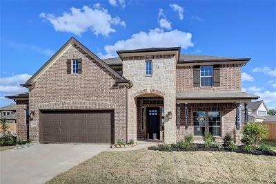 Fall Creek Single Family Home For Sale: 14506 Ella Gate Court