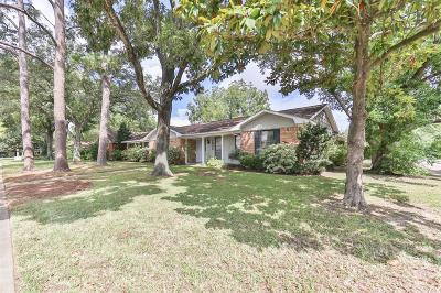 Houston Single Family Home For Sale: 7902 Twin Hills Drive