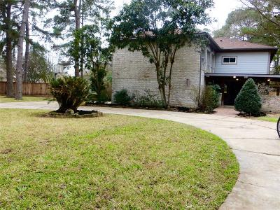 Spring Single Family Home For Sale: 6718 River Lodge Drive