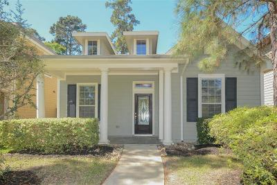 The Woodlands Single Family Home For Sale: 74 Whetstone Ridge Way