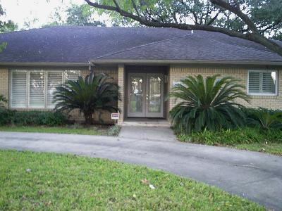 Meyerland Single Family Home For Sale: 4814 N Braeswood Boulevard