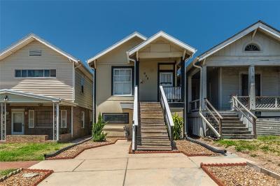 Galveston TX Multi Family Home For Sale: $173,000