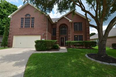 Houston Single Family Home For Sale: 403 Spring Trace Court