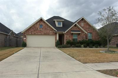 Pearland Single Family Home For Sale: 2106 Rolling Hills Drive