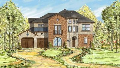 Conroe Single Family Home For Sale: 78 Oak Estates Drive