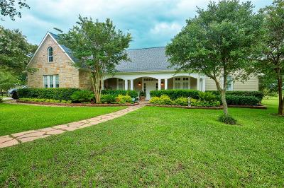 Hempstead Single Family Home For Sale: 27606 Spring Hill