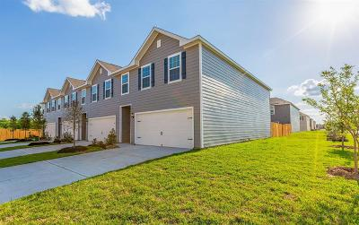 Brookshire Condo/Townhouse For Sale: 512 Pine Cove Lane