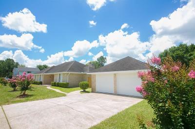 Friendswood Single Family Home For Sale: 16018 Blackhawk Boulevard