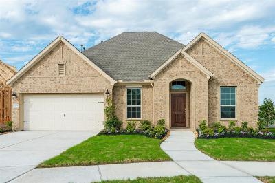 Manvel Single Family Home For Sale: 2635 Deerwood Heights Lane