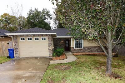 Conroe Single Family Home For Sale: 306 Shawnee Drive