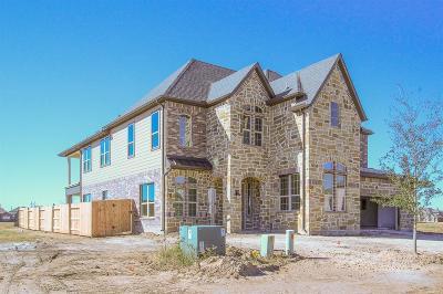 Katy Single Family Home For Sale: 4110 Stilton Lake