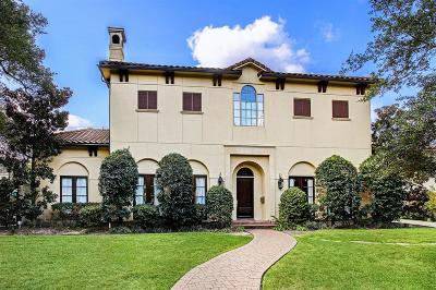 Houston Single Family Home For Sale: 5737 Bayou Glen