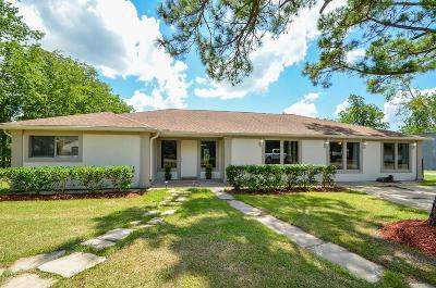 Manvel Single Family Home For Sale: 6922 Dogwood Street