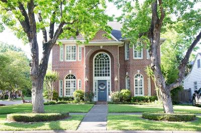 Galveston County, Harris County Single Family Home For Sale: 4236 Oberlin Street