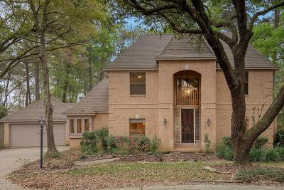 The Woodlands Single Family Home For Sale: 23 Russet Wood Court