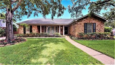 Houston Single Family Home For Sale: 8903 S Rice Avenue