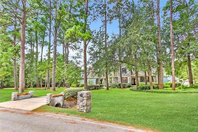 Harris County Single Family Home For Sale: 17303 Bending Cypress Road