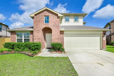 Manvel Single Family Home For Sale: 29 Rodeo Bend Drive