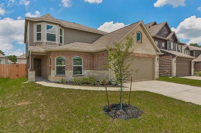 Houston Single Family Home For Sale: 15435 Meandering Post Trail