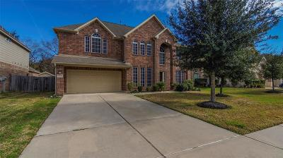 Tomball Single Family Home For Sale: 17306 Stamford Oaks Drive