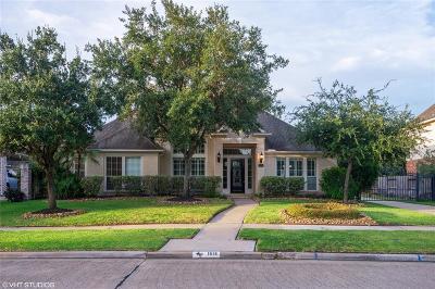 Sugar Land Single Family Home For Sale: 1614 Summer Rain Drive
