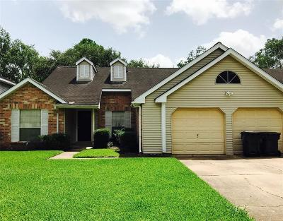 Sugar Land Single Family Home For Sale: 3311 Kempwood Drive