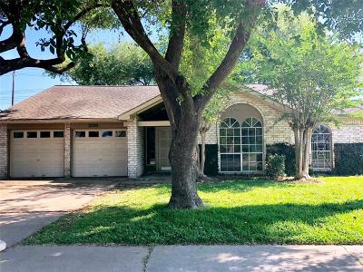 Houston Single Family Home For Sale: 12322 Spring Grove Drive