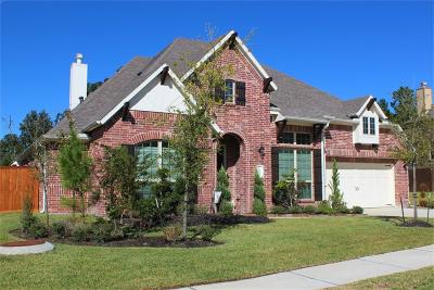 Conroe Single Family Home For Sale: 2005 Forest Haven Drive
