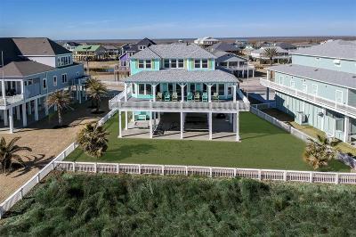 Crystal Beach Single Family Home For Sale: 3036 Copacabana Drive