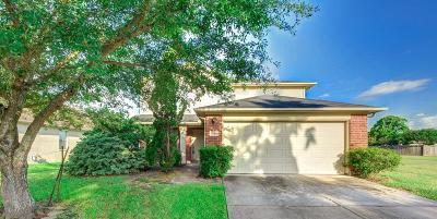 Houston Single Family Home For Sale: 13414 Wesley Oaks Drive