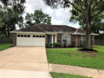 League City Single Family Home For Sale: 2904 Thistledown Drive