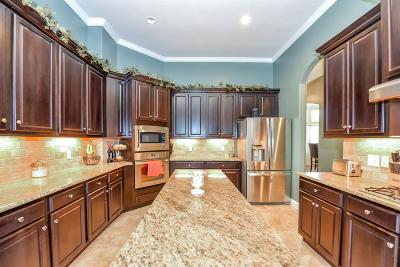 Lakes Of Savannah Single Family Home For Sale: 13808 Creekmill Court