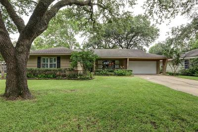 Bellaire Single Family Home For Sale: 5611 Whitehaven Street