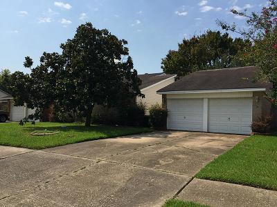 Harris County Rental For Rent: 16506 Forest Bend Avenue