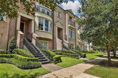 The Woodlands TX Condo/Townhouse For Sale: $565,000