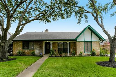 Sugar Land Single Family Home For Sale: 2911 Planters Street