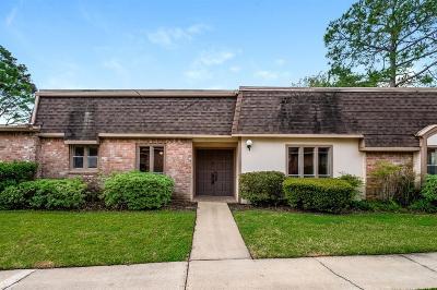 Missouri City Condo/Townhouse For Sale: 2602 Princess Lane