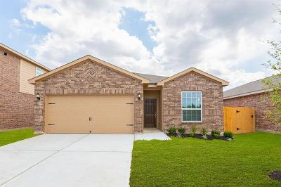 Humble TX Single Family Home For Sale: $196,900