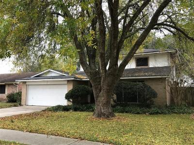 League City Single Family Home For Sale: 105 Leafwood Circle