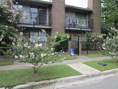 Houston Multi Family Home For Sale: 606 Welch