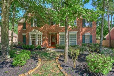 The Woodlands Single Family Home For Sale: 18 Coldbrook