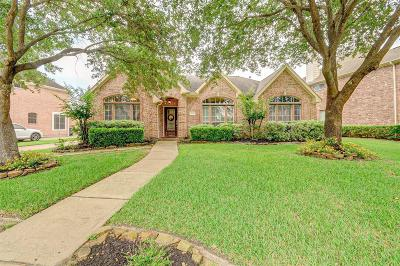 Houston Single Family Home For Sale: 8643 Ballinger Drive