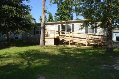 Magnolia Single Family Home For Sale: 142 Woodway Drive