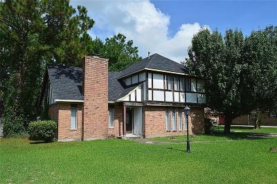 Dickinson Single Family Home For Sale: 3705 Rau Drive