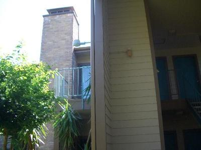 Galveston Condo/Townhouse For Sale: 7104 N Holiday Drive