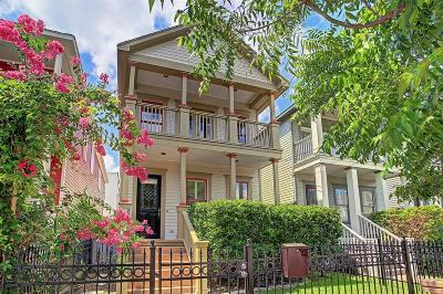 Houston Single Family Home For Sale: 1540 W 24th Street