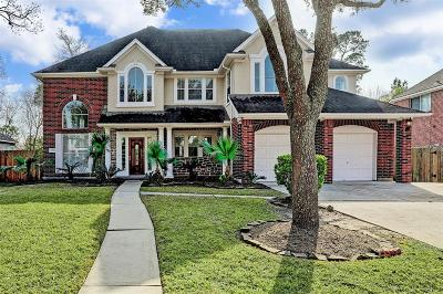 Houston Single Family Home For Sale: 13302 Castlecombe Drive