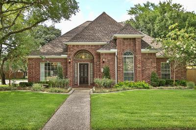 Bellaire Single Family Home For Sale: 5122 Evergreen